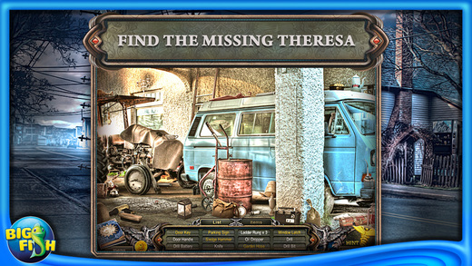Infected: The Twin Vaccine - A Scary Hidden Object Mystery