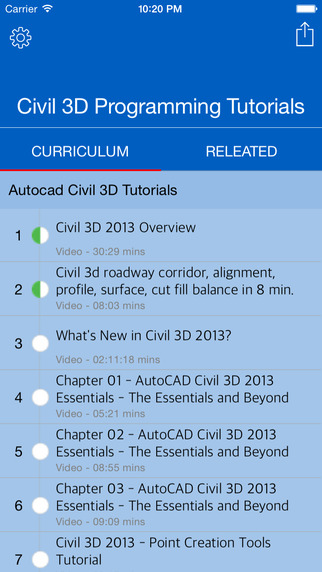 Full Course for Civil 3D in HD emergencies essentials