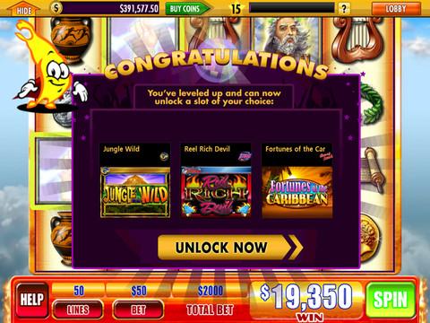 jackpot party slots for ipad