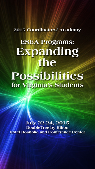 Virginia Department of Education's 2015 Coordinators' Technical Assistance Academy festivals in virginia 2015