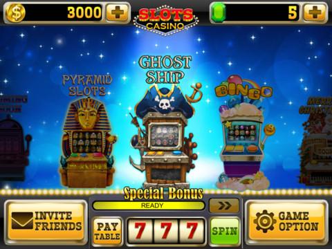 fallout 4 slot machine parameters