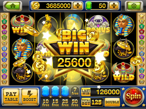 free slots machine games online
