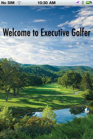 Exec Golfer golf season ends