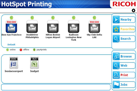 Hotspot Printing printing services
