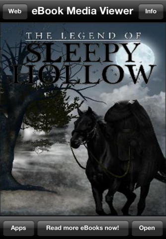 eBook: The Legend of Sleepy Hollow sleepy hollow season 3