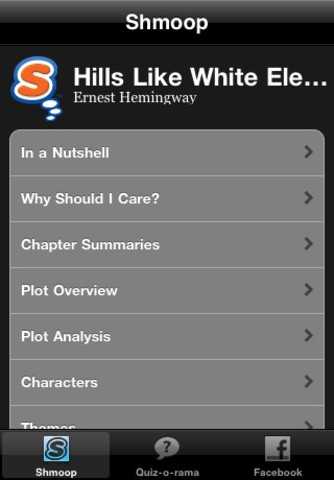 """an analysis of the book hills like white elephants by ernest hemingway Below are some points you can consider in connection with """"hills like white elephants"""" by ernest hemingway  hills like white elephants 