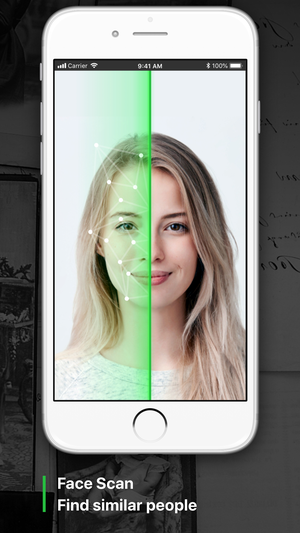 Tree Me - Face Scan & Ancestry ancestry dna