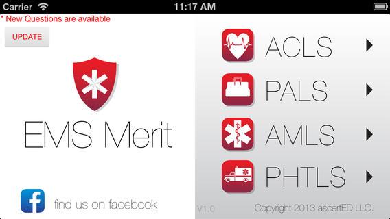 EMS Merit books literary merit