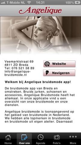 Bruidsmode Breda