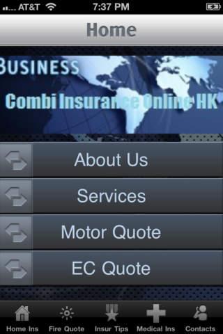 Combi Insurance Online employment insurance