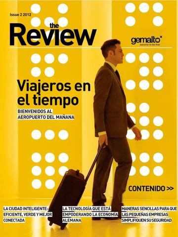 Viajeros en el tiempo the review issue 2 1 0 1 app for for Viajeros en el tiempo