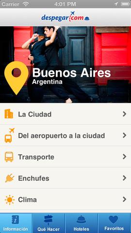 Buenos Aires: Guía turística
