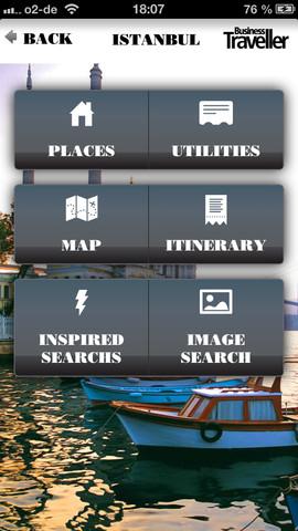 BusinessTraveller - City Guides