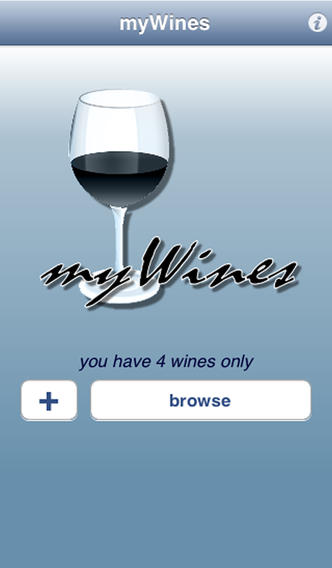my-Wines book cataloging app