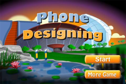 Phone Designing home designing