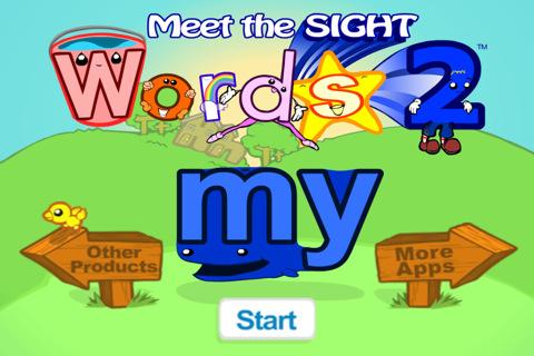 meet the sight words 1 2 3
