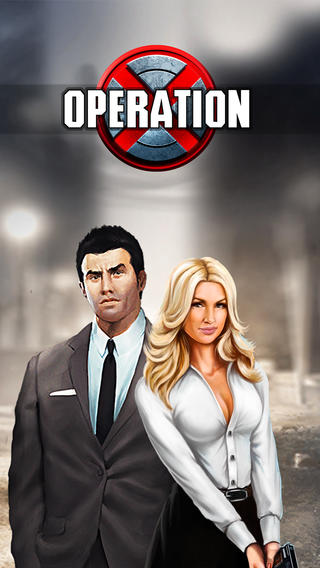 Operation X – The Agent Game operation game