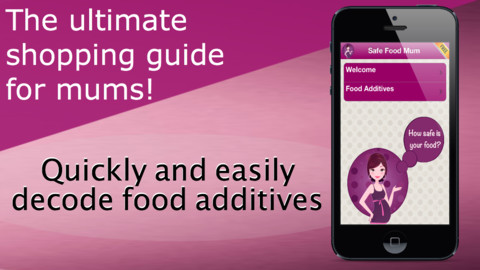 Safe Food Mum: Food Additives - The Ultimate Shopping Guide App nicaraguan food