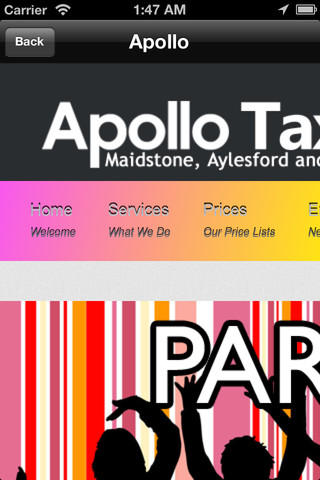 Apollo Taxis