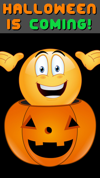 Halloween Emojis Keyboard by Emoji World