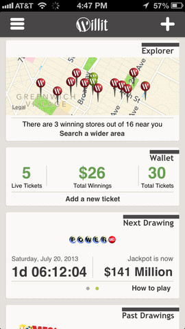 20 powerball tickets locations store