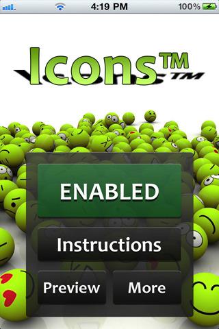"Iconsâ""¢"