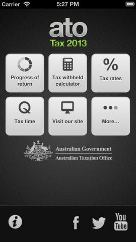 how to lodge tax return ato