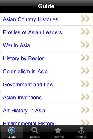 Asian History best asian music