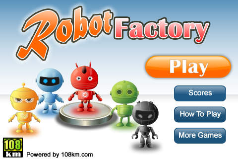 Robot Factory factory automation robot