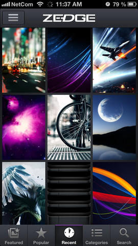 ZEDGE™ Wallpapers 1.0