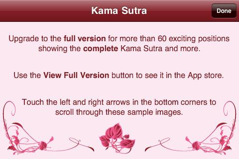 Lite Kama Sutra App™