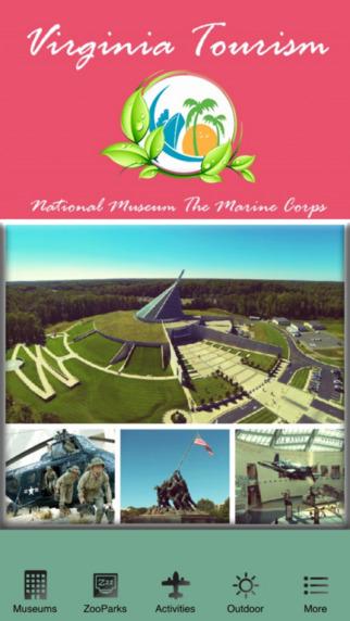 Virginia Tourism App festivals in virginia 2015