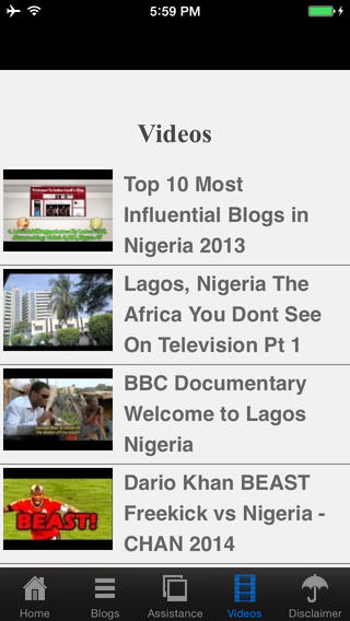 Nigeria Blogs (Naija Blogs) family travel blogs