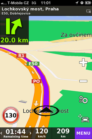 GPS TRUCK NAVIGATION BE-ON-ROAD