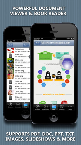 iDownloader Free - Downloads and Download Manager