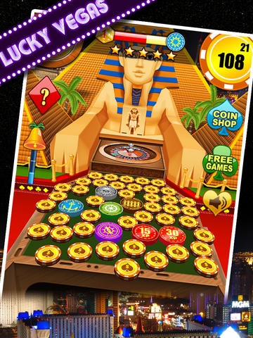 Kingdom Coins HD Lucky Vegas - Dozer of Coins Arcade Game monaco rare coins