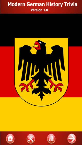 Modern German History Trivia german cuisine history