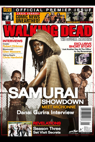 The Walking Dead: The Official Magazine