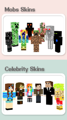 All-in-1 Skins Minecraft Edition 1.0