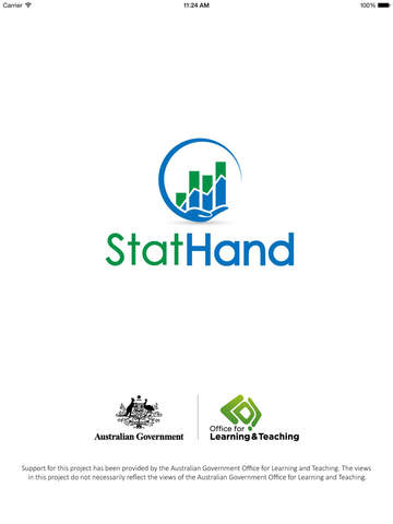 StatHand statistical terms