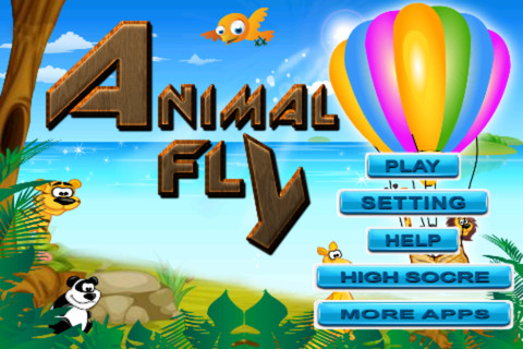 Animal Fly Free
