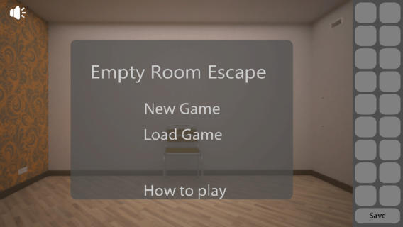 Empty room escape app for ipad iphone games for Escape room tips and tricks