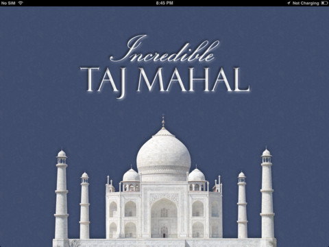 Incredible Taj Mahal agra