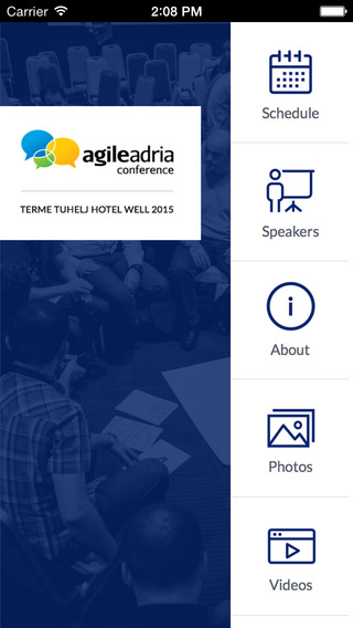 Agile Adria Conference southeastern europe map