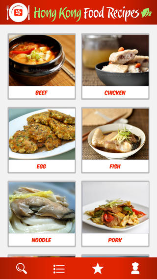 Hong Kong Food Recipes hong kong traditional food