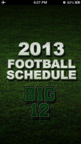 2013 Big 12 College Football Schedule college football bowl projections