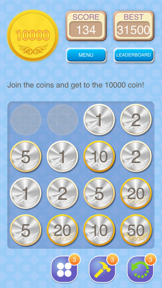 coin10000-join the coins to get 10000 smartphones below 10000