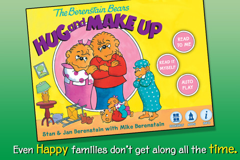 The Berenstain Bears Hug and Make Up