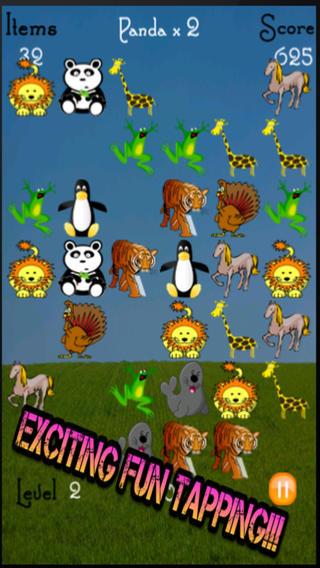 Animals Poke - Fun Tapping Pet Zoo Wild Animals Saga Free zoo animals clipart