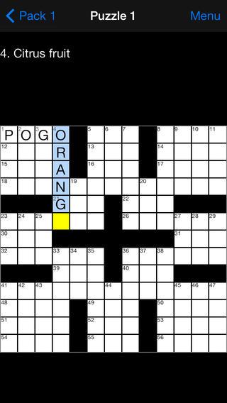 Crossword US vinegary crossword